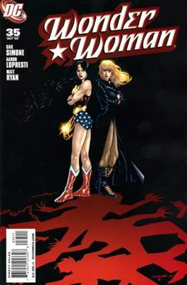 Wonder Woman Vol. 3 (2006-2011) (Comic Book) #35