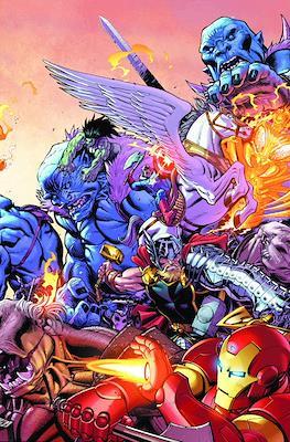 Los Vengadores Vol. 4 (2011-) (Grapa) #110/11