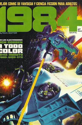 1984 (Grapa, 1978 - 1984) #1
