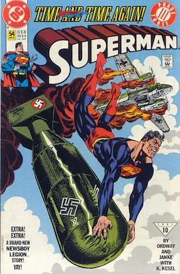 Superman Vol. 2 (1987-2006) (Comic Book) #54