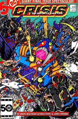 Crisis on Infinite Earths (Comic Book) #12