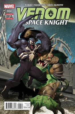 Venom: Space Knight (Comic Book) #4