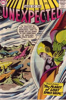 Tales of the Unexpected (1956-1968) (Comic Book) #28