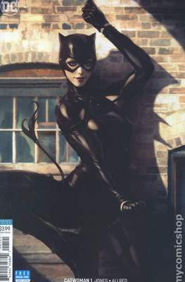 Catwoman Vol. 5 (2018- Variant Cover)