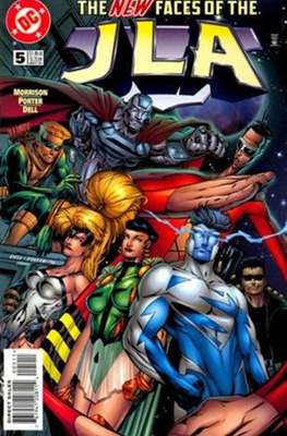 JLA Vol. 1 (1997-2006) (Comic-Book) #5