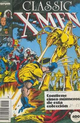 Classic X-Men (Retapado Rústica) #5