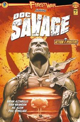 First Wave featuring Doc Savage (Broché) #2