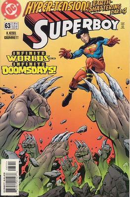 Superboy Vol. 4 #63
