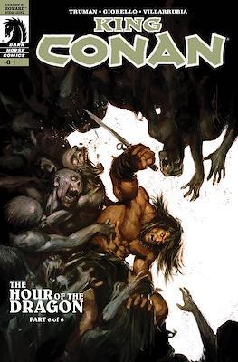 King Conan: Hour of the Dragon (32 páginas) #6