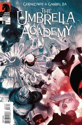 The Umbrella Academy (Comic-Book) #3