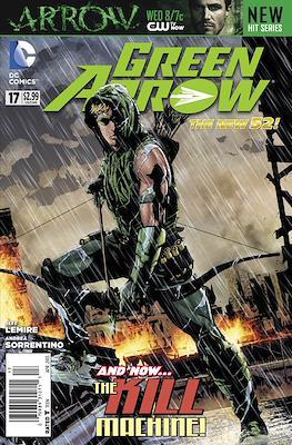Green Arrow vol. 5 (2011-2016) (Comic-Book) #17