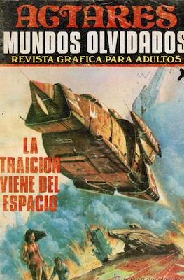 Actares Mundos Olvidados (Grapa) #8