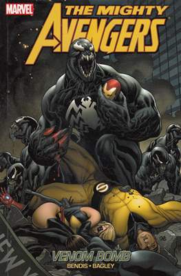 The Mighty Avengers Vol. 1 (2007-2010) (Paperback) #2