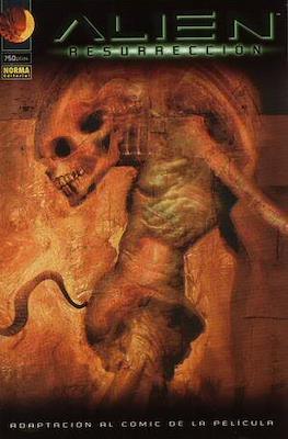 Alien: Resurrección. Adaptación al cómic de la película