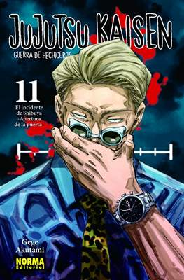 Jujutsu Kaisen - Guerra de hechiceros (Rústica) #11