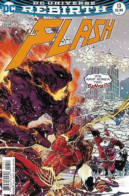 The Flash Vol. 5 (2016-2020) (Comic Book) #13