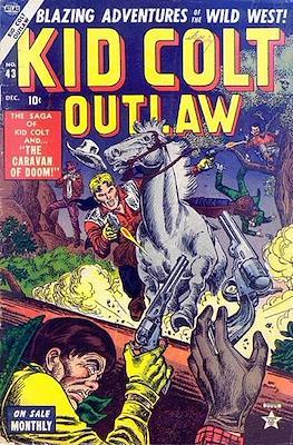 Kid Colt Outlaw Vol 1 #43