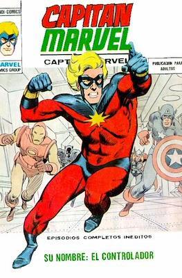 Capitán Marvel Vol. 1 (1969-1974) (Rústica) #13