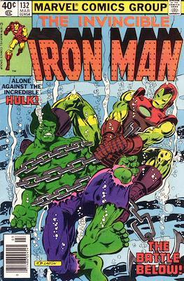 Iron Man Vol. 1 (1968-1996) (Comic book) #132