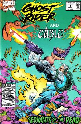 Ghost Rider and Cable (1991)