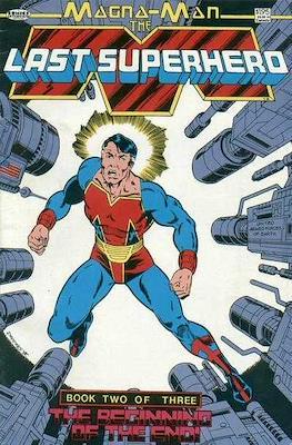 Magna-Man The Last Superhero #2
