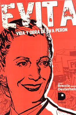 Evita - Vida y Obra de Eva Perón