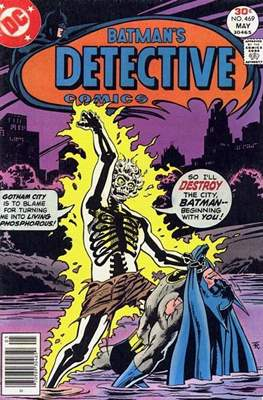 Detective Comics Vol. 1 (1937-2011; 2016-) (Comic Book) #469