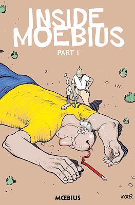 Inside Moebius (Hardcover 216-264-280 pp) #1