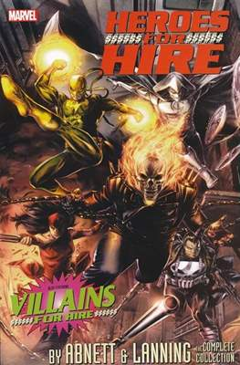 Heroes for Hire - The Complete Collection