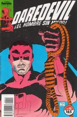 Daredevil Vol. 2 (1989-1992) (Grapa 32 pp) #15