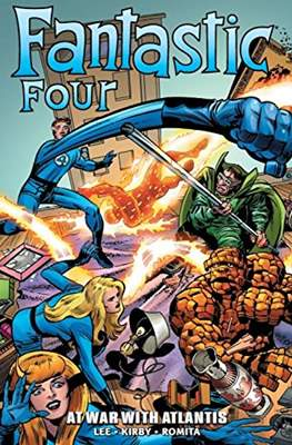 Fantastic Four Epic Collection (Softcover) #6