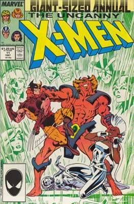 Uncanny X-Men Vol. 1 Annuals (1963-2011) #11