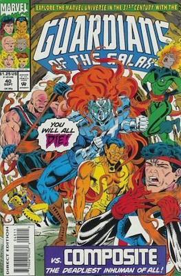 Guardians of the Galaxy Vol 1 (Comic Book) #40