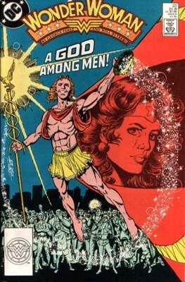 Wonder Woman Vol. 2 (1987-2006) (Comic Book) #23