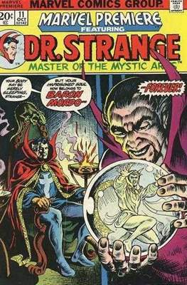 Marvel Premiere (Comic Book. 1972 - 1981) #11