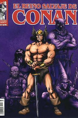 El Reino Salvaje de Conan (Grapa 48-80 pp) #18