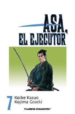 Asa, el ejecutor #7