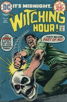 The Witching Hour Vol.1 (Grapa) #50