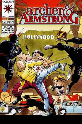 Archer & Armstrong (Comic-book) #14