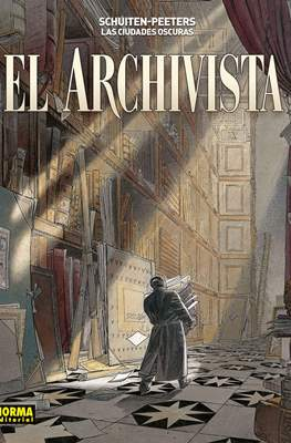 El Archivista - Las Ciudades Oscuras (Rústica 64 pp)
