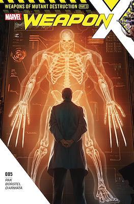 Weapon X Vol. 3 (2017-) (Comic-book) #5