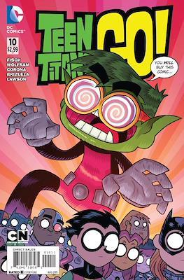Teen Titans Go! Vol. 2 (Comic Book) #10