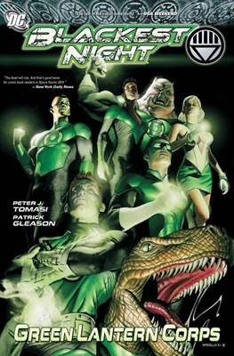 Green Lantern Corps Vol. 2 (Softcover) #6