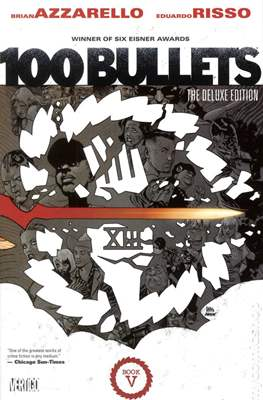 100 Bullets - The Deluxe Edition (Hardcover 456-512 pp) #5