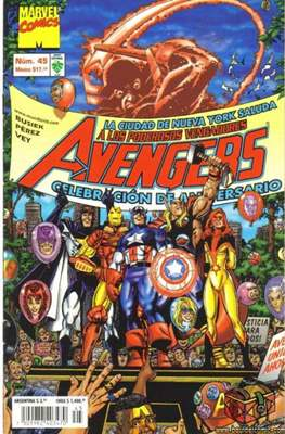 Avengers (Grapa) #45