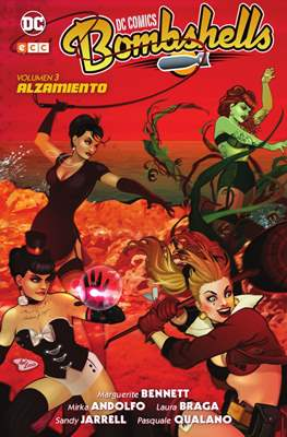 DC Comics Bombshells #3