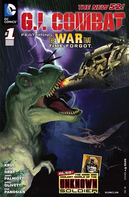G.I. Combat (Variant Cover)