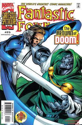 Fantastic Four Vol. 3 (Comic Book) #25