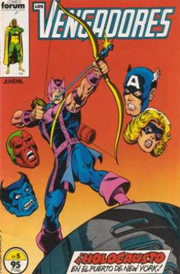 Los Vengadores Vol. 1 (1983-1994) #5
