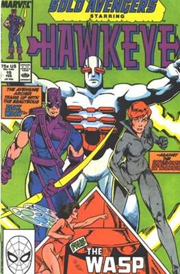 Solo Avengers / Avengers Spotlight (Comic book) #15